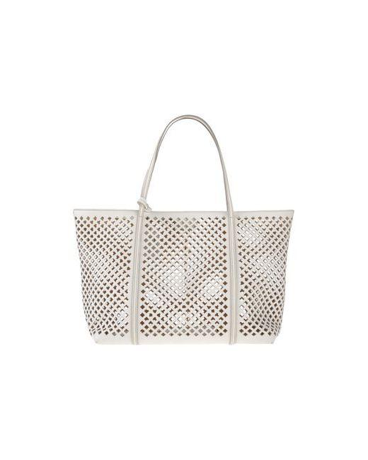 Dolce & Gabbana | Женская Белая Сумка На Руку