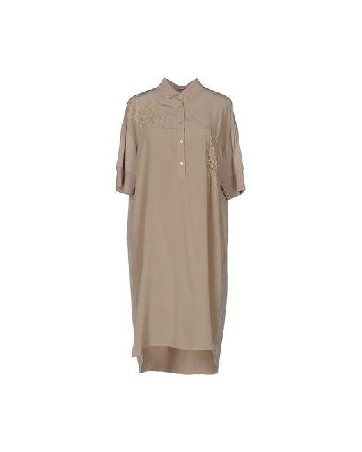 Henry Cotton's | Женское Серое Короткое Платье