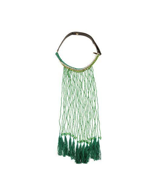 P.A.R.O.S.H. | Женское Зелёное Ожерелье