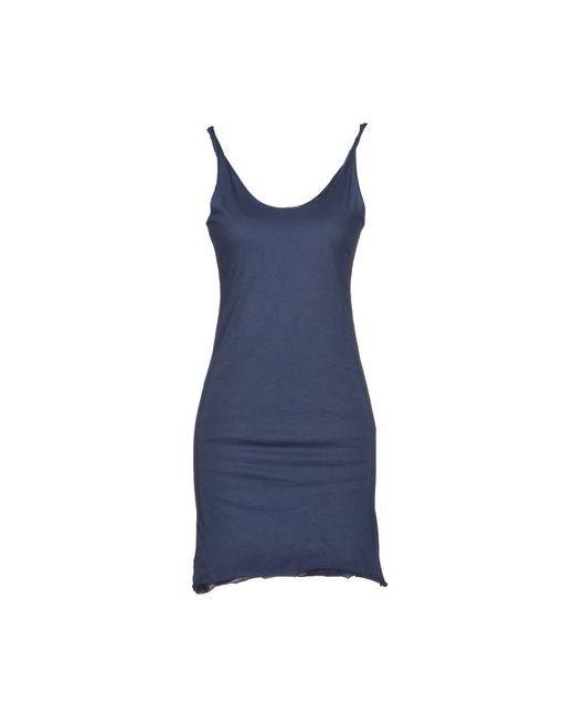 Alpha Massimo Rebecchi | Женское Синее Короткое Платье