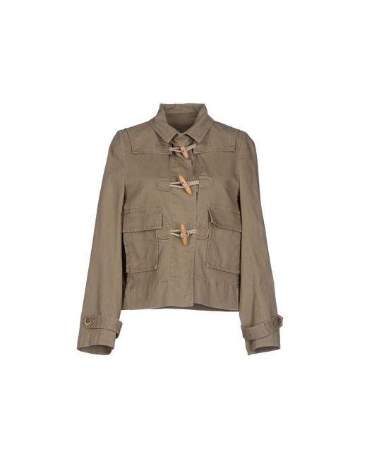 Barena | Мужская Хаки Джинсовая Верхняя Одежда