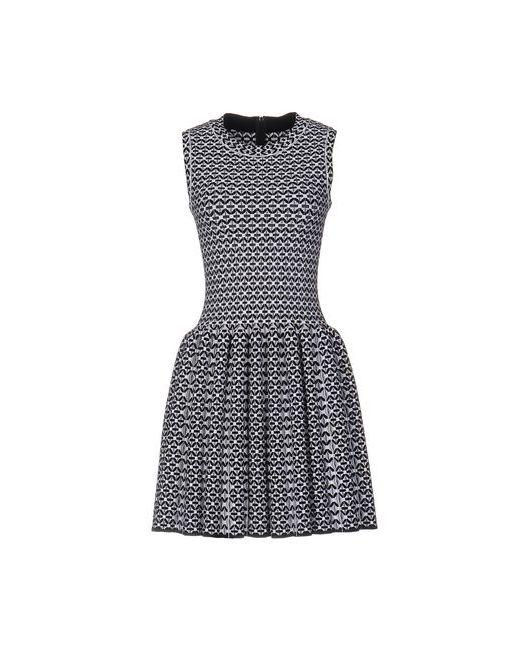 Alaïa | Женское Чёрное Короткое Платье