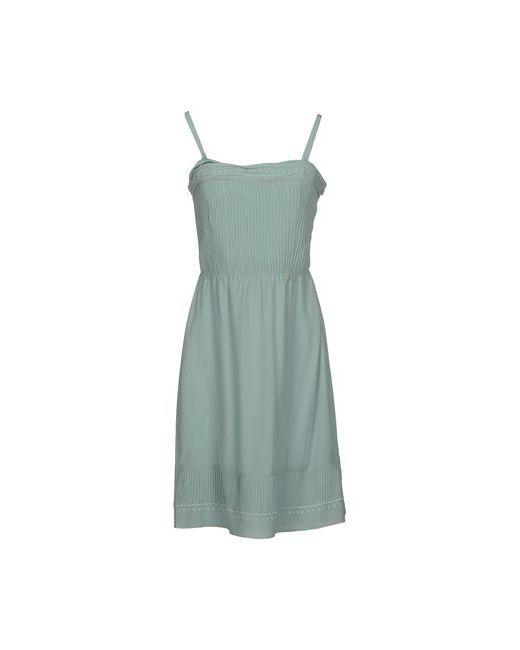 Liu •Jo | Женское Зелёное Короткое Платье