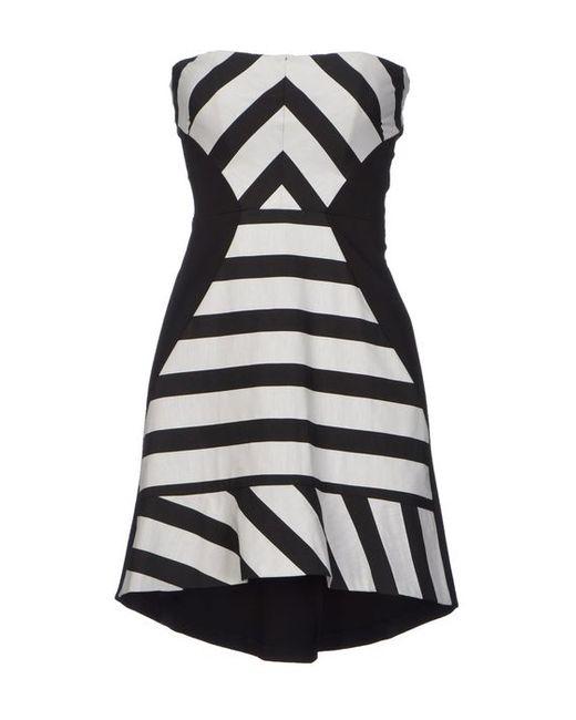 Pinko Black | Женское Короткое Платье
