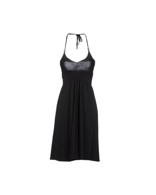 Toton Comella - Tcn | Женское Чёрное Короткое Платье