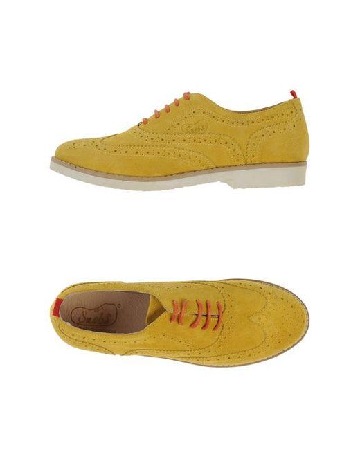 Snobs   Женская Обувь На Шнурках