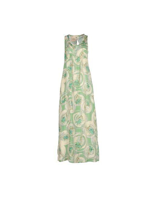 Garage Nouveau | Женское Бежевое Длинное Платье