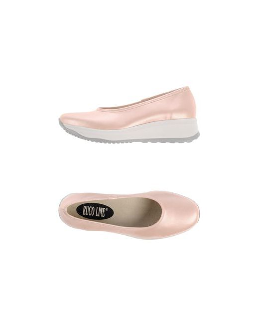 Ruco Line | Женские Розовые Туфли