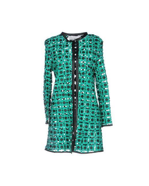 CABAN ROMANTIC   Женское Зелёное Легкое Пальто