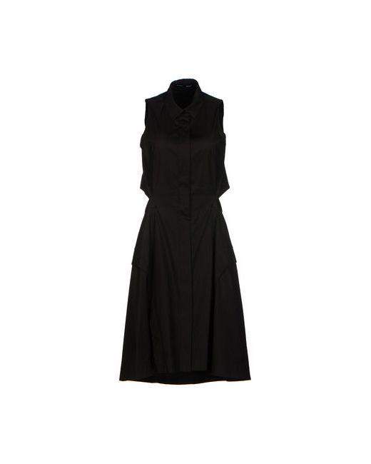 Proenza Schouler   Женское Чёрное Короткое Платье