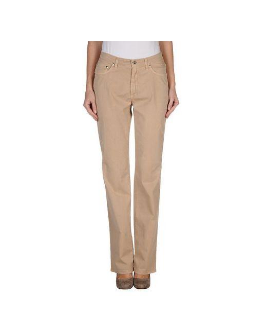 Trussardi Jeans | Женские Песочные Повседневные Брюки
