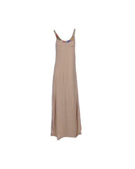 MET   Женское Длинное Платье