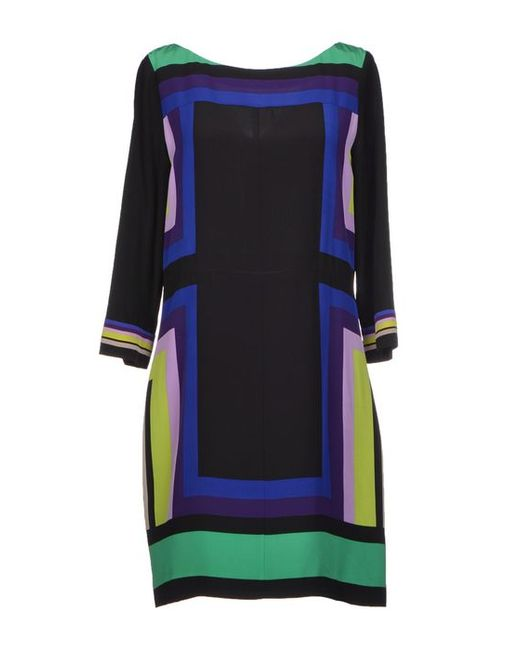 Diane Von Furstenberg   Женское Короткое Платье