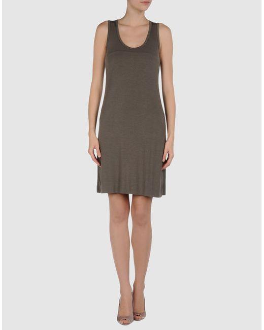 Victoria Coleman | Женское Короткое Платье