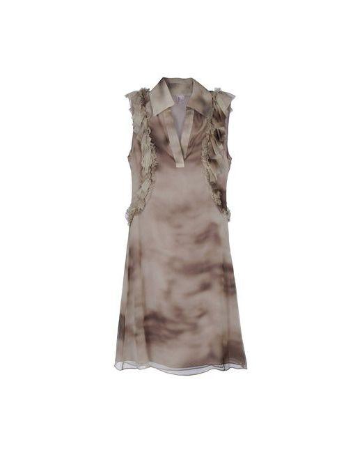 Etuí | Женское Хаки Короткое Платье