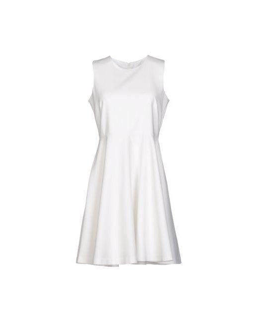 Mauro Grifoni | Женское Белое Короткое Платье