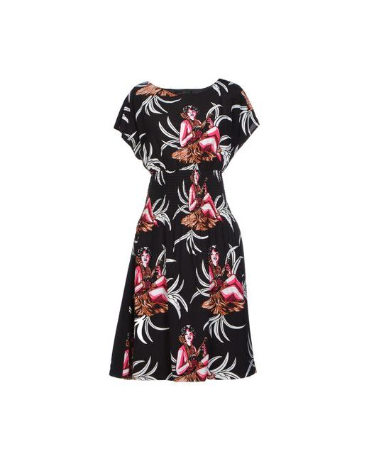 Prada | Женское Платье До Колена