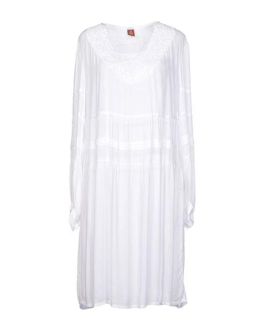 Dondup | Женское Платье До Колена