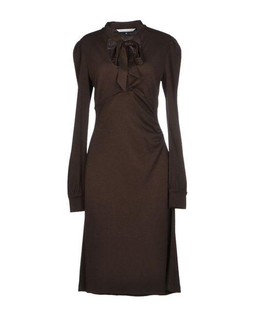 Diane Von Furstenberg | Женское Платье До Колена