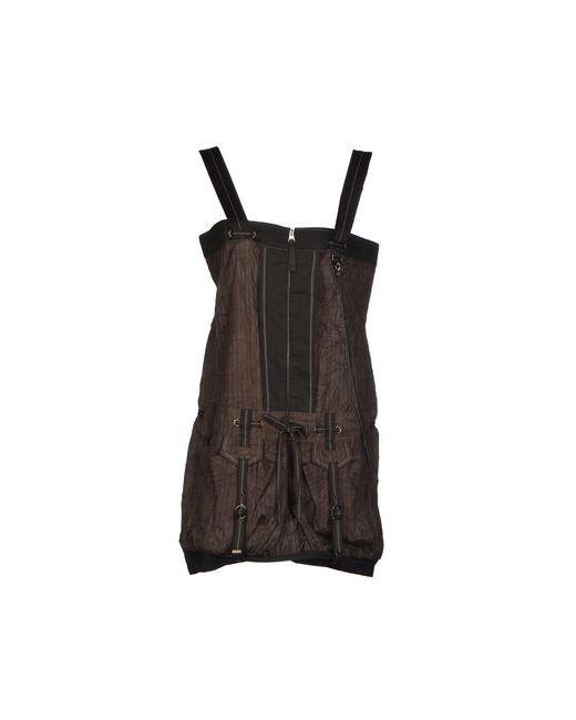 LE JEAN DE MARITHÉ + FRANÇOIS GIRBAUD | Женское Короткое Платье
