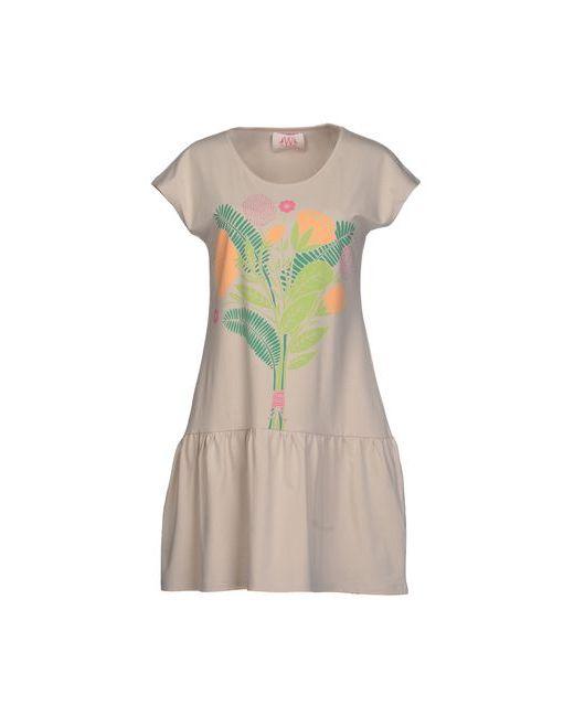 La Casita De Wendy | Женское Серое Короткое Платье