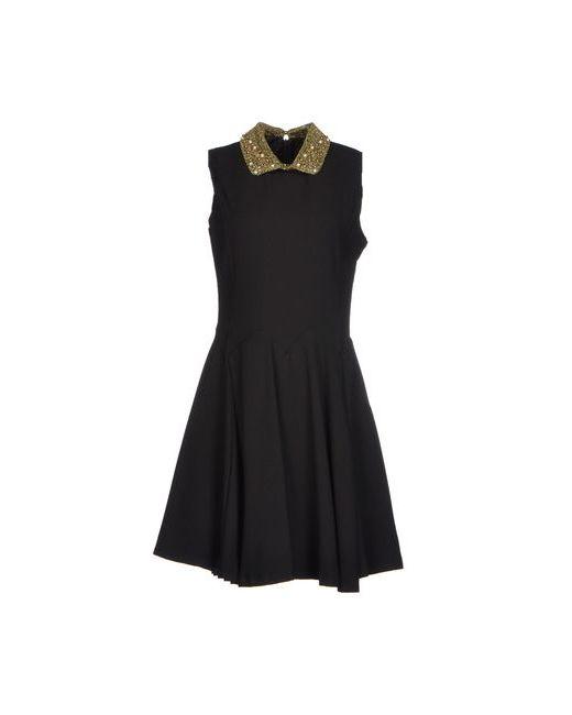 Angel Eye | Женское Чёрное Короткое Платье