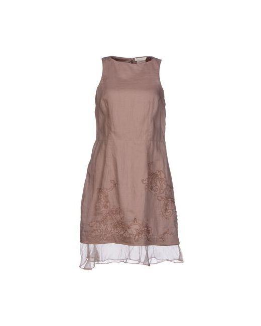 Scervino Street | Женское Серое Короткое Платье
