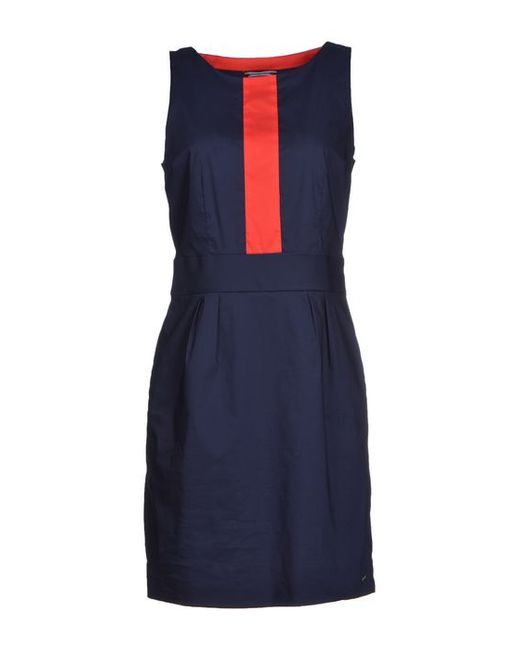 Tommy Hilfiger | Женское Короткое Платье