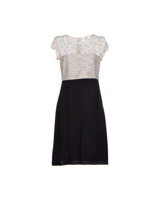Axara Paris | Женское Платье До Колена