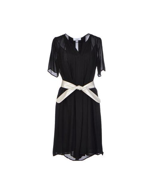 Axara Paris   Женское Чёрное Короткое Платье