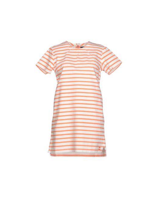 Le Mont St Michel | Женское Розовое Короткое Платье