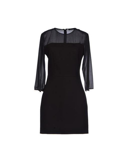 C'N'C' Costume National | Женское Чёрное Короткое Платье