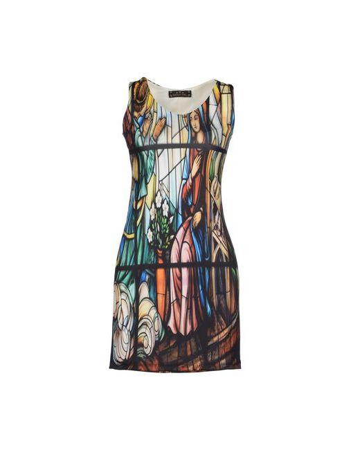 Minimal | Женское Чёрное Короткое Платье