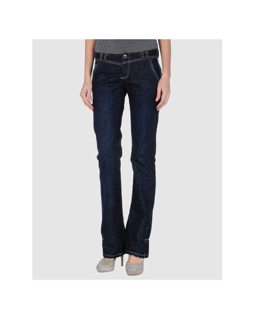 Alysi Jeans | Женские Синие Джинсовые Брюки