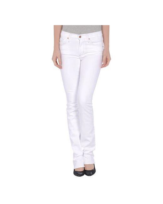 James Jeans | Женские Белые Джинсовые Брюки