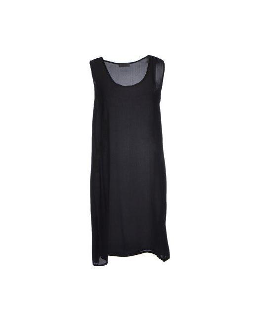 Hack | Женское Чёрное Короткое Платье