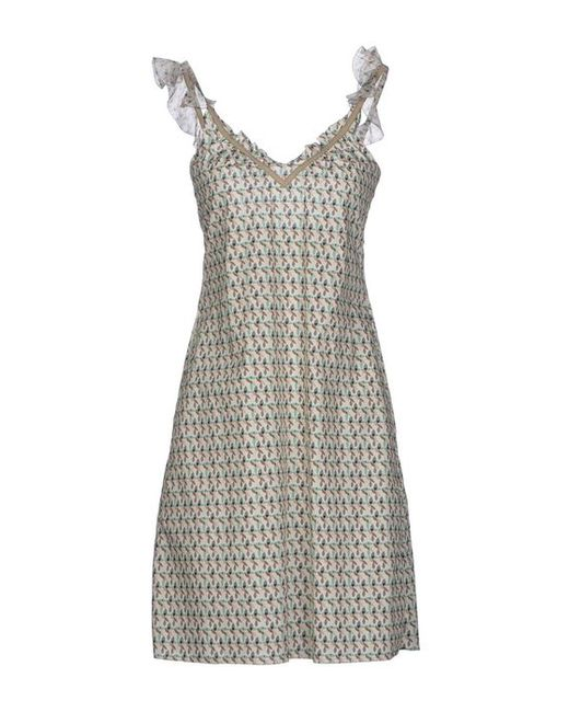 Kristina Ti | Женское Короткое Платье