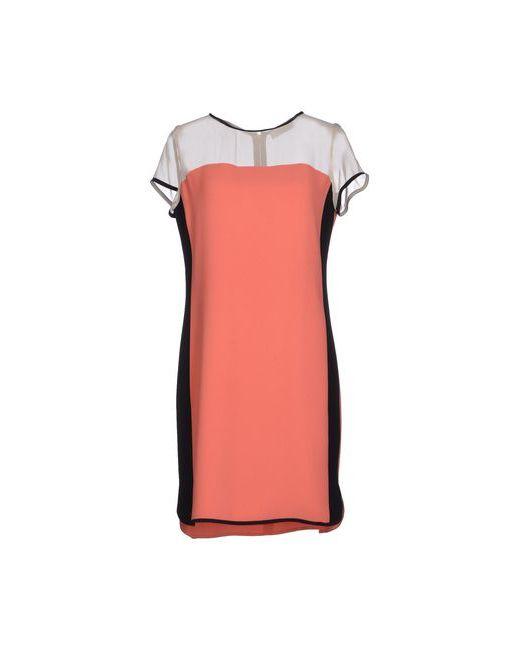 Gossip | Женское Розовое Короткое Платье