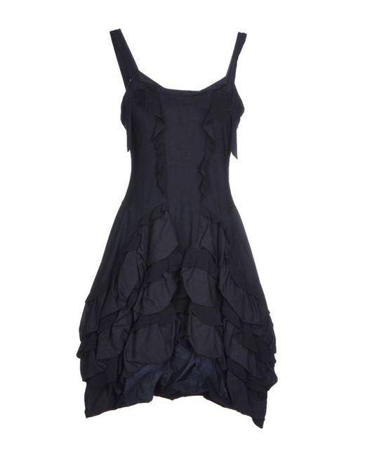 MARITHÉ + FRANÇOIS GIRBAUD | Женское Короткое Платье