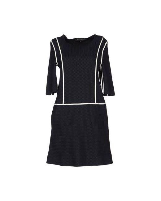 Ter Et Bantine   Женское Чёрное Короткое Платье