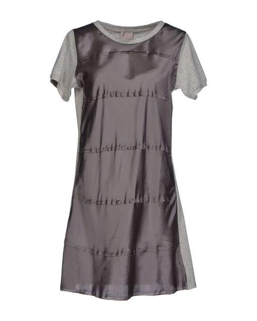 Alpha Massimo Rebecchi   Женское Короткое Платье