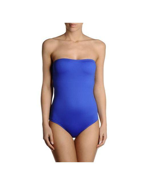 Mileti Swimwear | Женский Синий Слитный Купальник