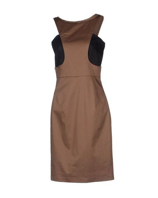 Bgn | Женское Короткое Платье