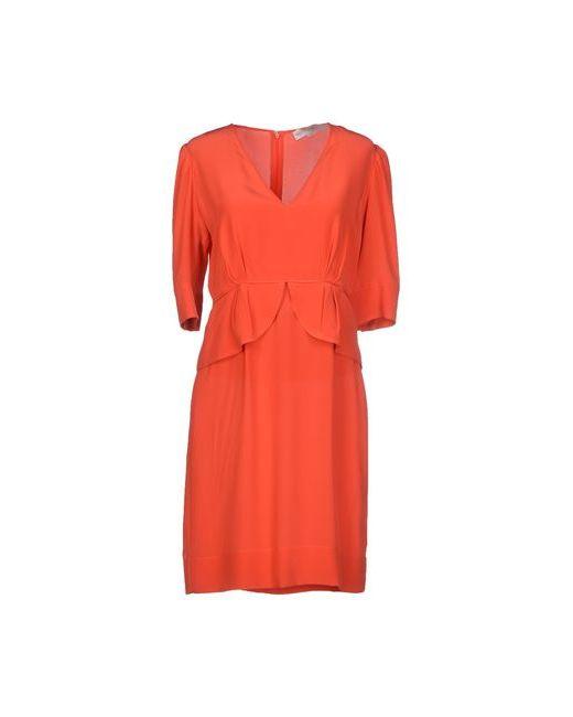 Stella Mccartney | Женское Коралловое Короткое Платье
