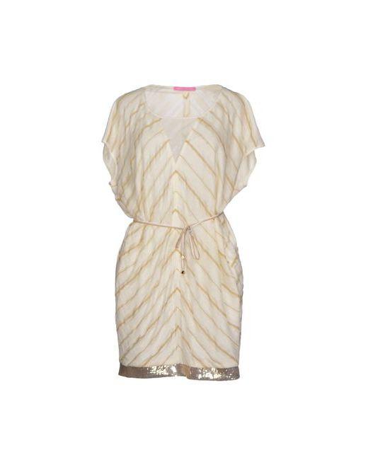 Miriam Ocariz | Женское Слоновая Костящее Короткое Платье