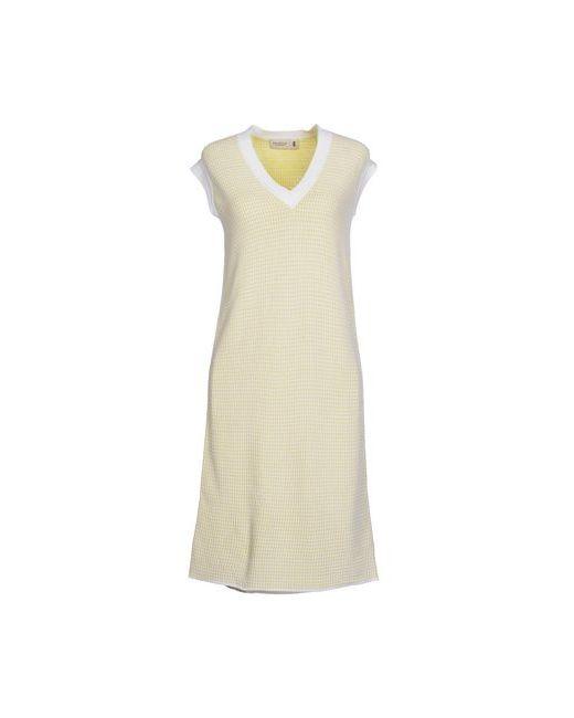 Pringle Of Scotland | Женское Бежевое Короткое Платье