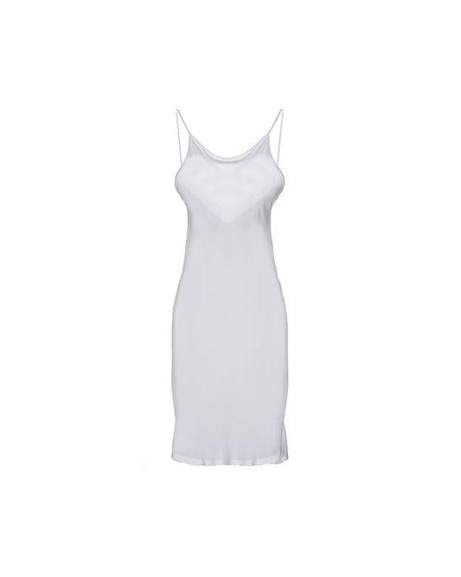 Roberta Guercini | Женское Белое Короткое Платье