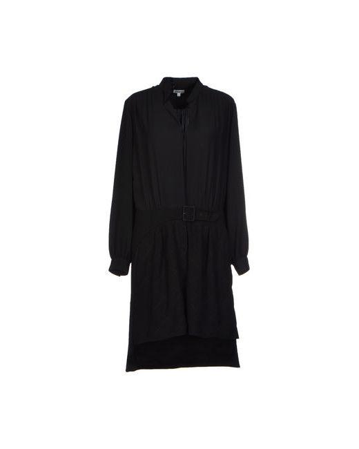 Kenzo   Женское Чёрное Короткое Платье