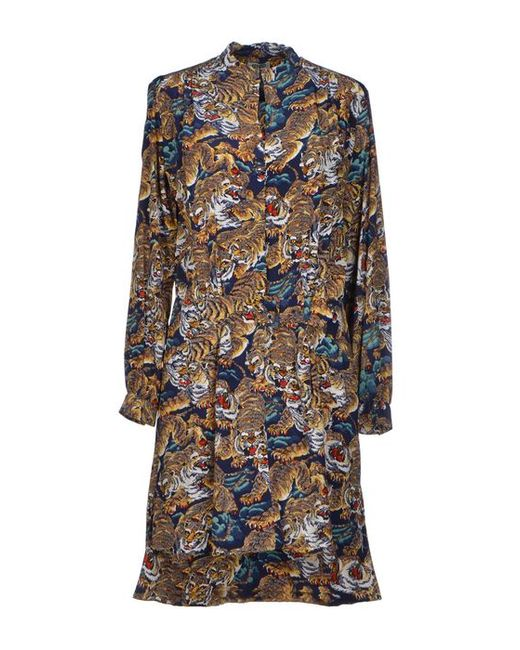 Kenzo | Женское Короткое Платье