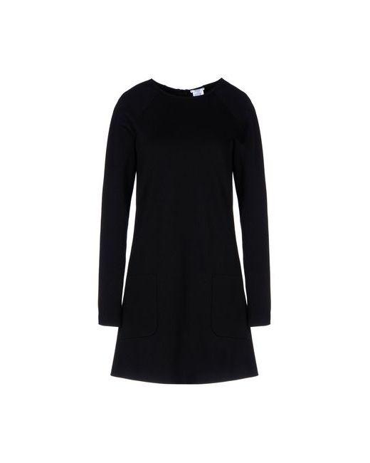 Wolford | Женское Чёрное Короткое Платье